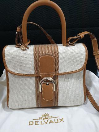🚚 Delvaux Brilliant MM Bag