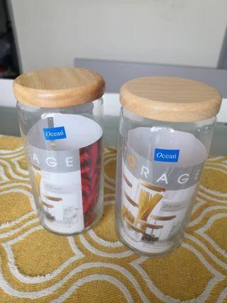 Scandinavian Air Tight Jar