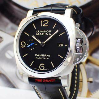 PANERAI Luminor Luminor 1950 3days 44mm Automatic stainless steel men's watch. Model PAM1312. Swiss made.