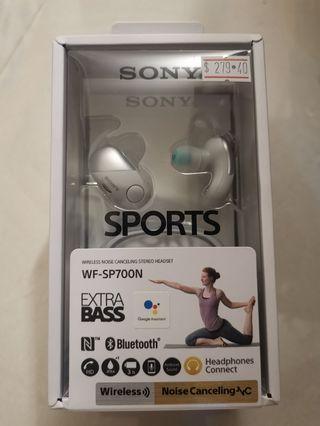 🚚 Sony Earphones WF-SP700N
