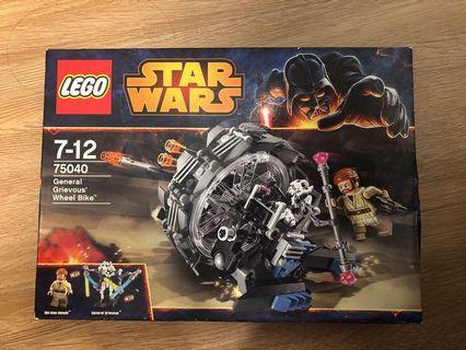全新 Lego Star Wars 75040