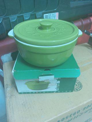 海尼根陶瓷碗