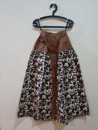 Rok batik shafira