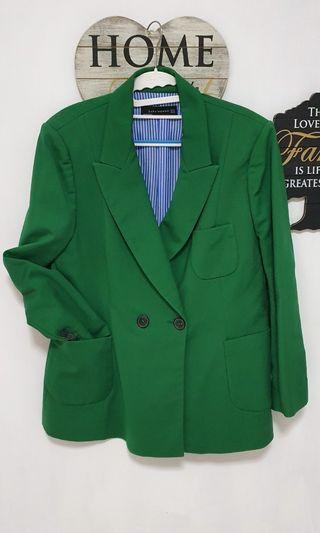 Zara Green Jacket