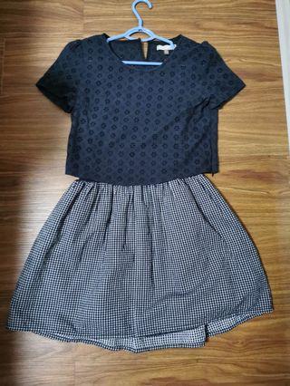 🚚 Lizzie 2 piece dress