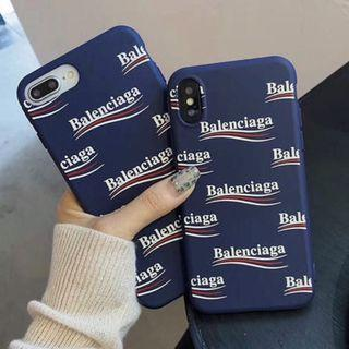 Brand new Balenciaga iPhone XR XS And Max Case