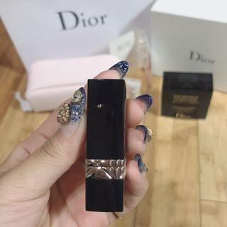 Dior唇膏藍星口紅999