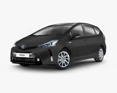 Brand New Toyota Prius Plus Hybrid 1.8L