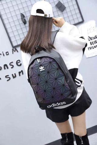 Adidas Issey Miyake- Brand New Red Backpack