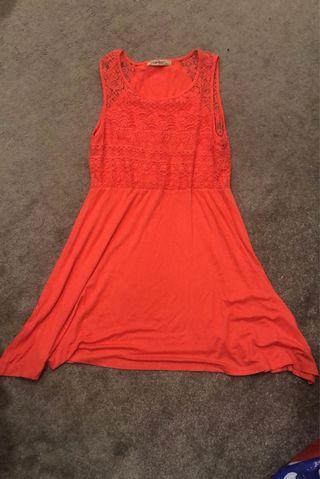 Orange dress #SwapAU