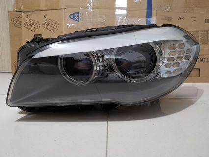BMW F10 headlight passenger side