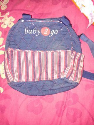 Tas Bayi merk baby 2 go
