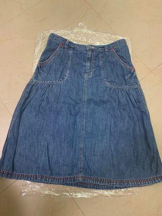 Cube sugar skirt