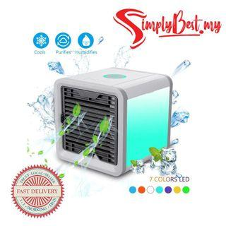 SIMPLYBEST Mini USB Portable Desktop Air Cooler & Humidifier Air Conditioner