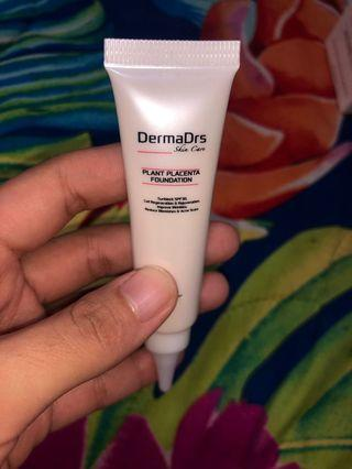DermaDrs Placenta Foundation by Dr Sophia Y