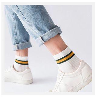 5p for $10 Men's fashion socks