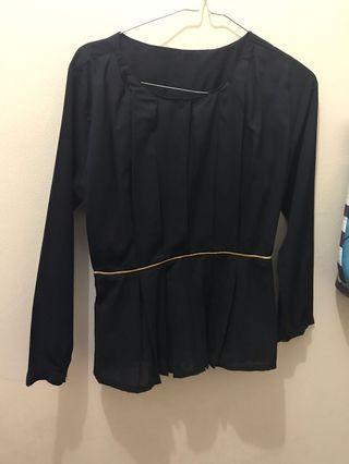Preloved blouse kerja