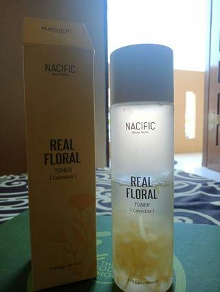 Nacific real floral toner