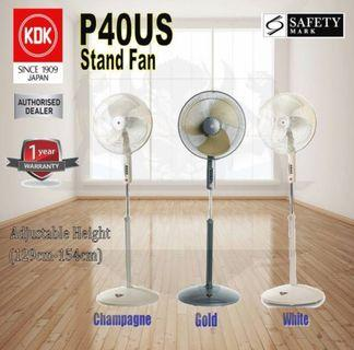 BRAND NEW KDK stand fan P40US