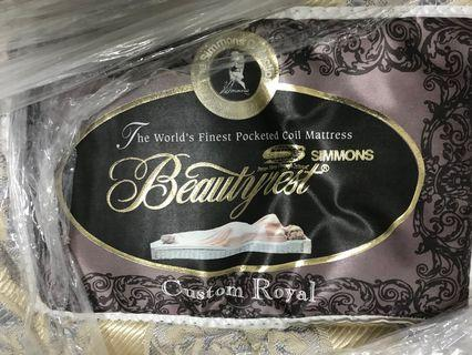 Simmons King Size Beauty Rest