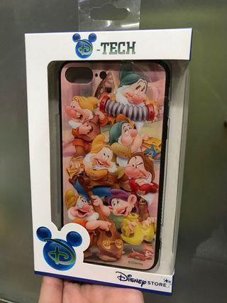iPhone 7/8P 七個小矮人 膠面電話殼