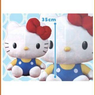 Hello Kitty 35cm 公仔 Sanrio Toreba 日本直送