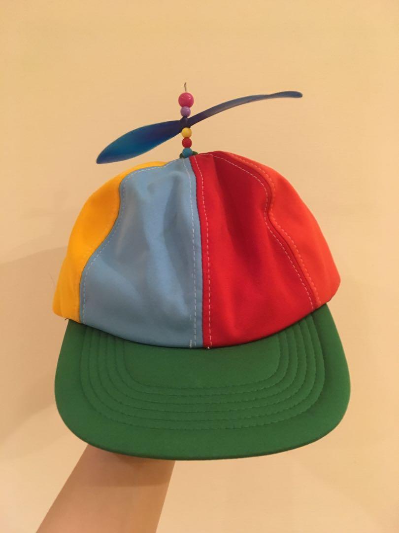嘻哈旋轉棒球帽全新復古式