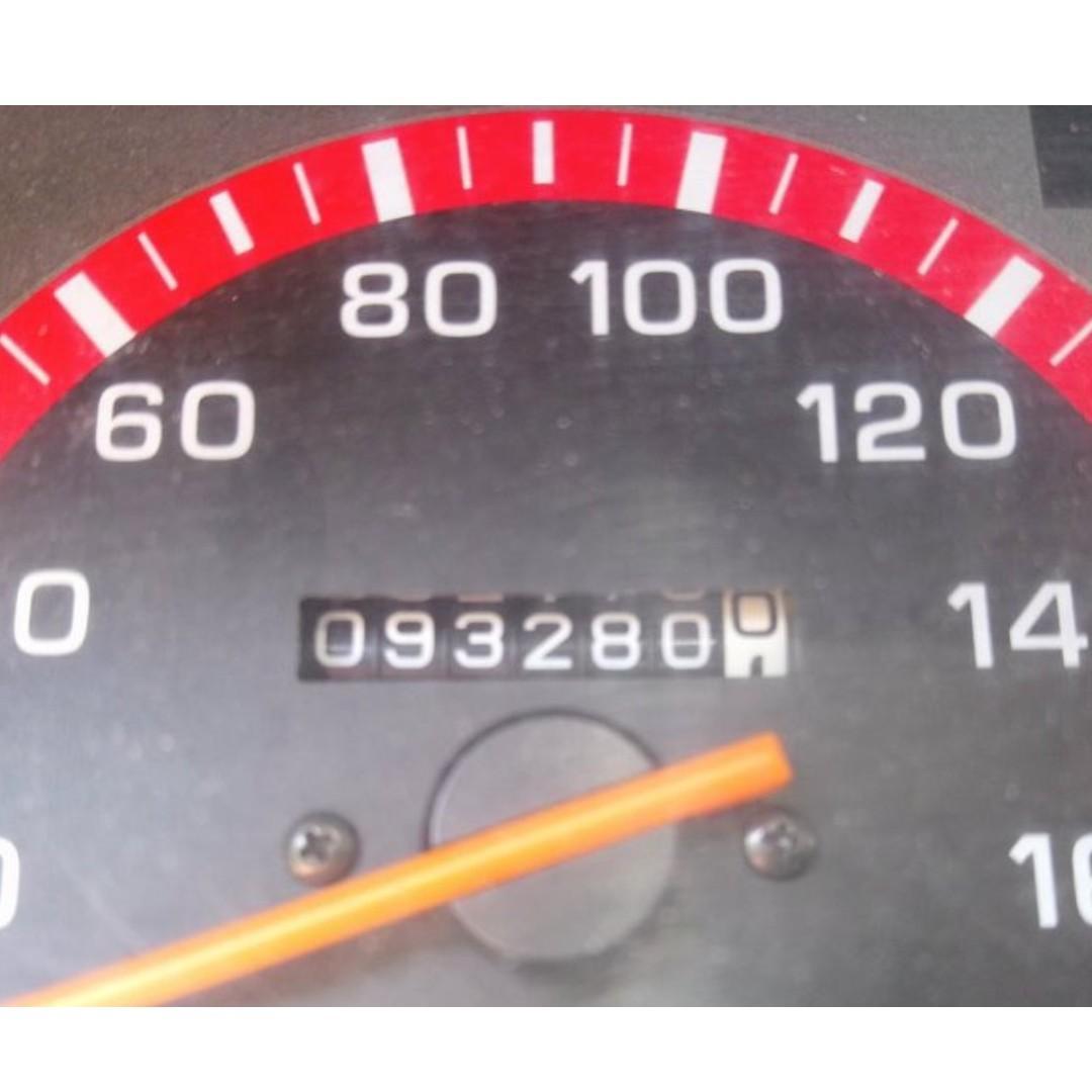 一手車 跑9萬 2007年 升降尾門 中華三菱得利卡 小貨車 發財車 二噸半 昇降機 DELICA 2.0L
