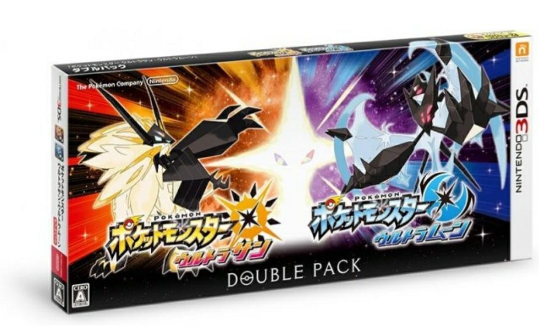 徵收 pokemon 3DS games (日版)