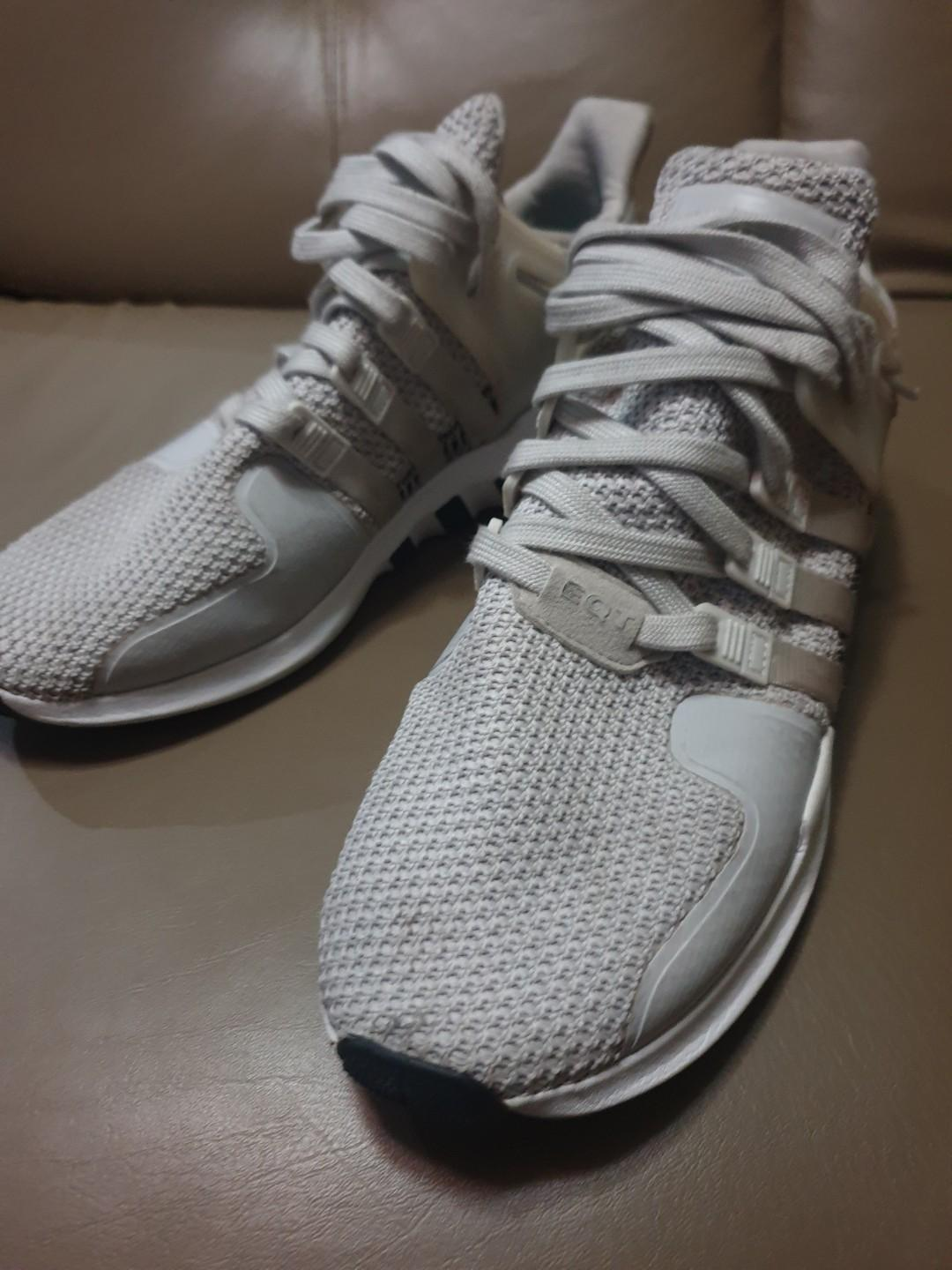 detailed look 0ad5c a13c8 Adidas EQT Support ADV Ftw White. Ftw White. Grey Size 10 US ...