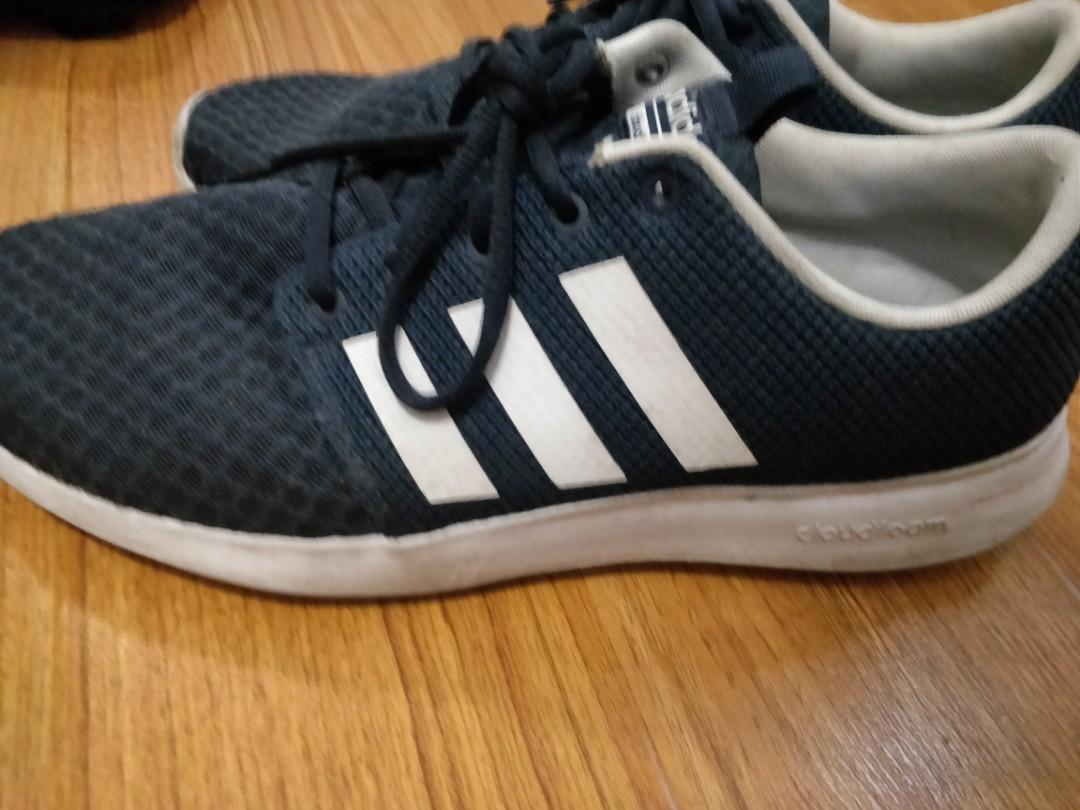 Adidas ortholite cloudfoam shoes men size 10