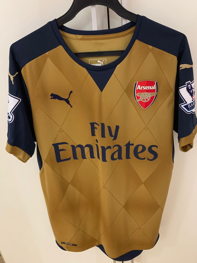 new products 11157 dec45 Arsenal Football Jersey Puma Hector Bellerin 24