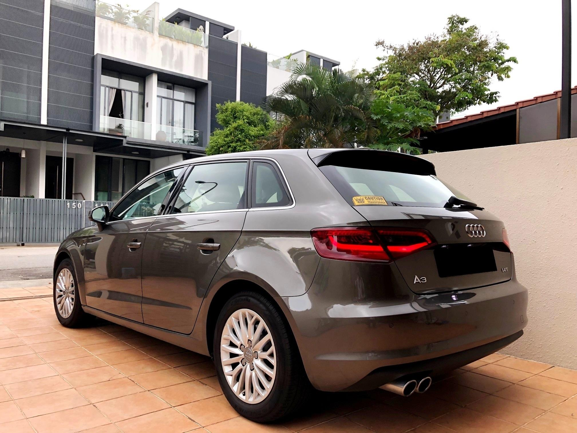 Audi A3 Sportback 1.4 TFSI S tronic 5-Dr Ambiente Auto