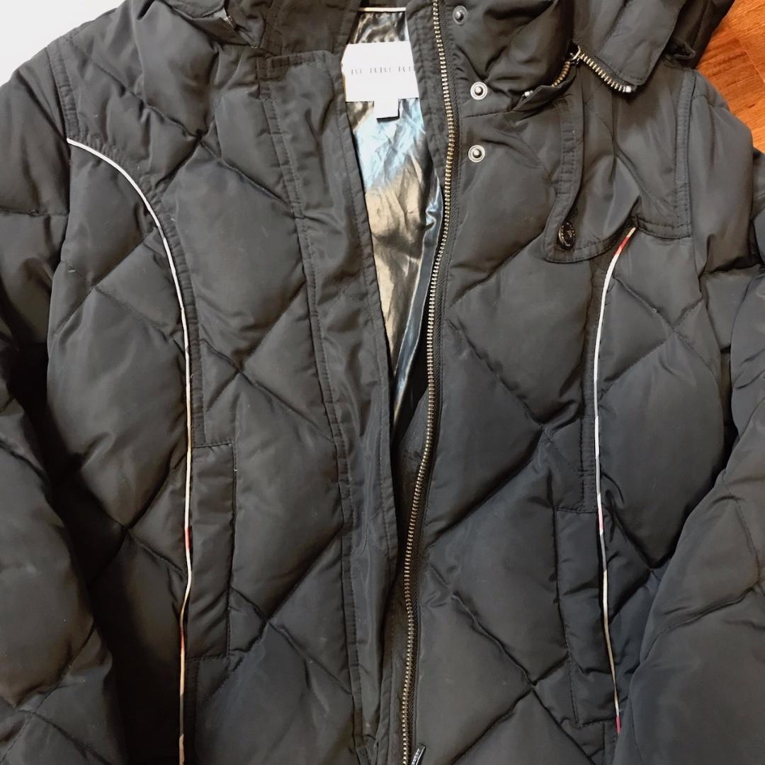 AUTHENTIC 'BURBERRY' COAT size 12 years