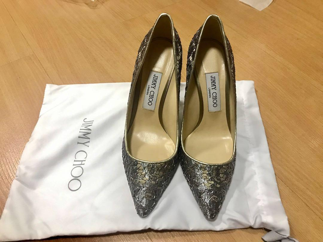 Authentic Jimmy Choo shoes for sale on Carousell