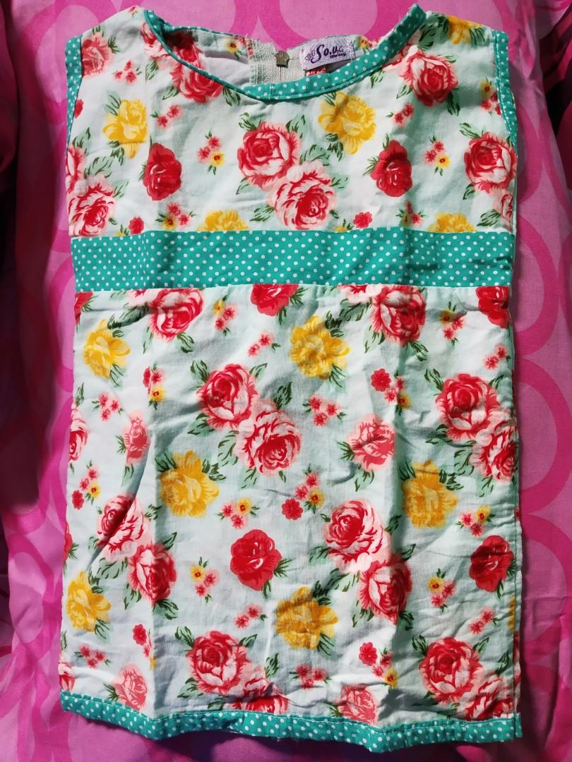 Baby Flowers Dress
