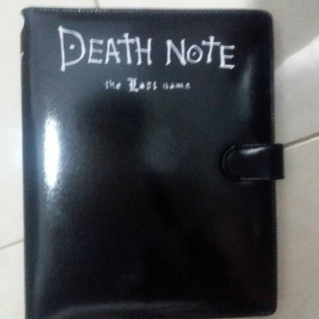 Binder Death Note B5