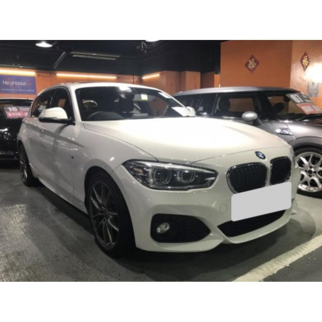 BMW 120I M PACKAGE 2015