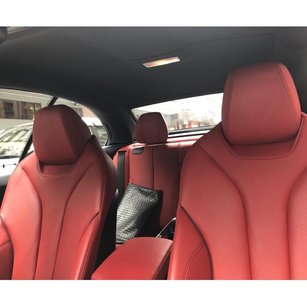 BMW 428I M SPORT CABRIO 2015/16