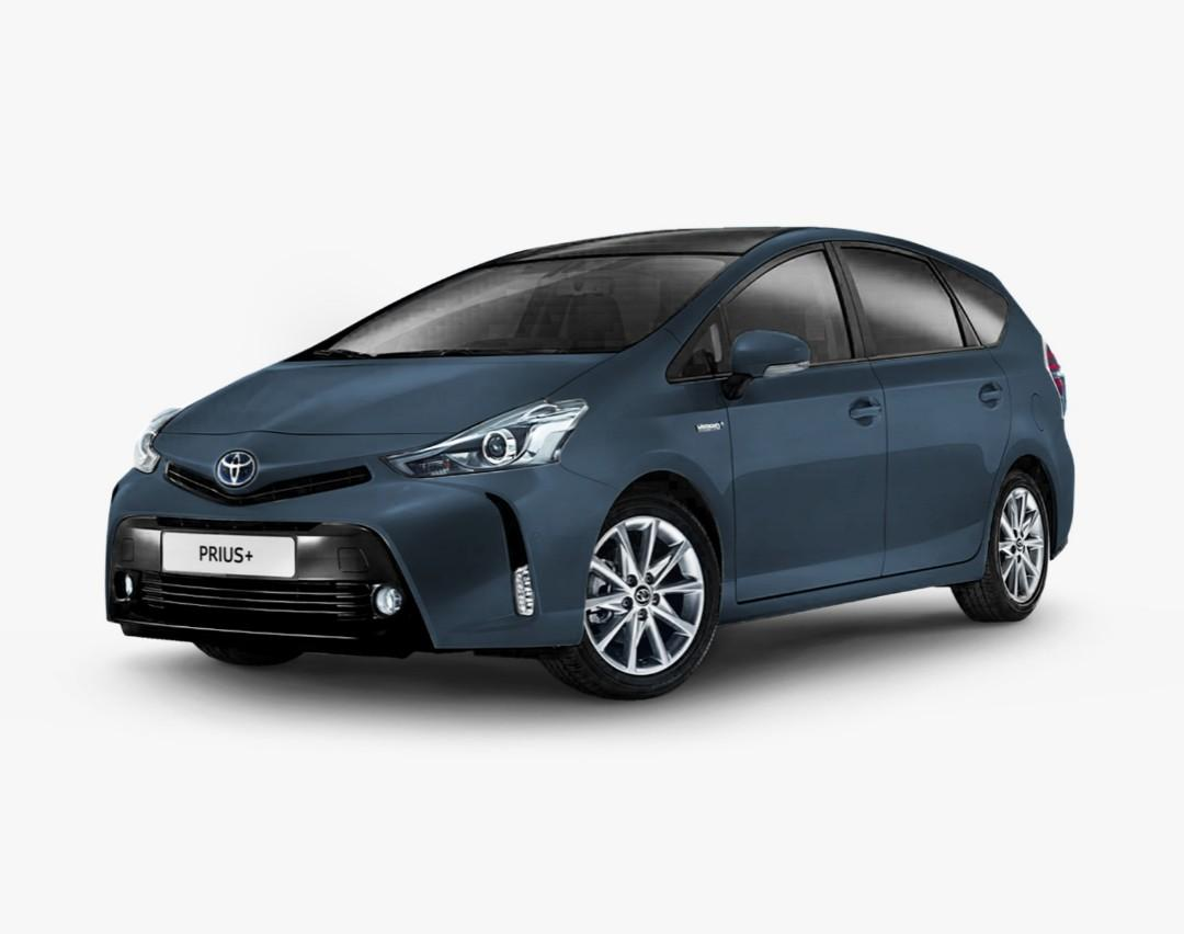 BRAND NEW Prius Plus - Private Hire / Grab Use