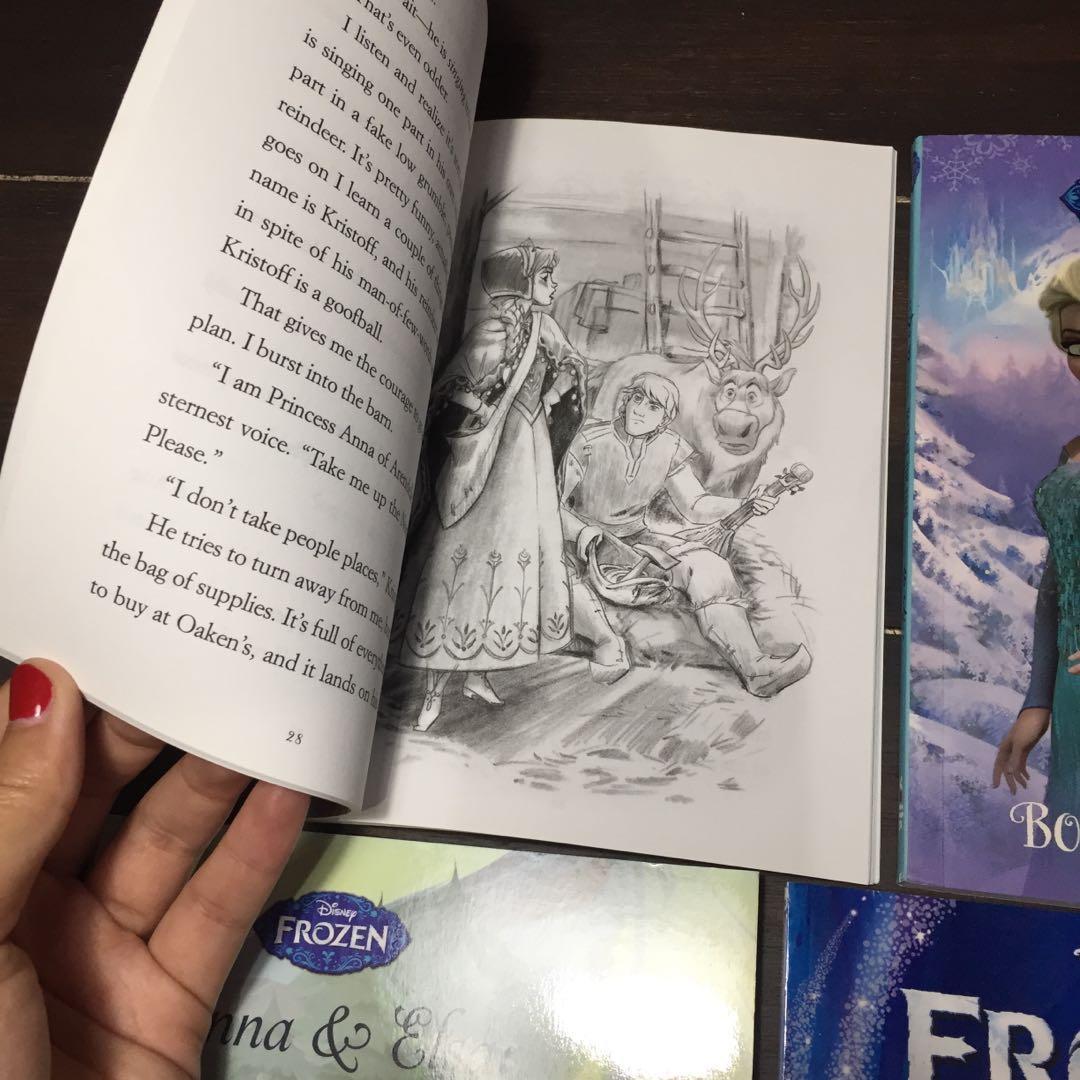 Buku Anak Impor Murah - Frozen