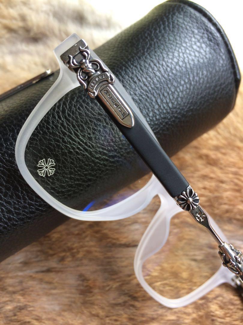 美國Chrome Hearts時尚潮框眼鏡