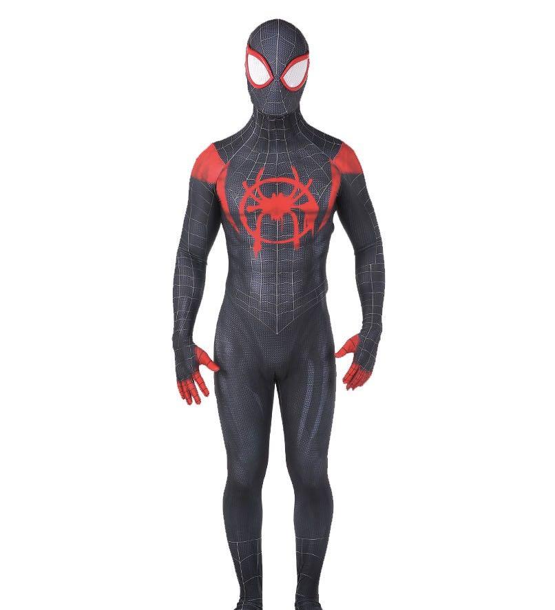 Custom Fit Spider-Man Miles Morale Costume Suit