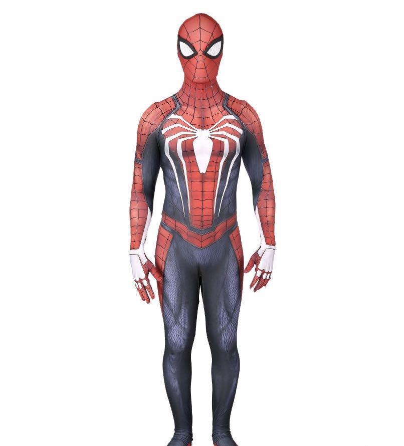 Custom Fit Spider-Man PS4 Insomniac Costume Suit