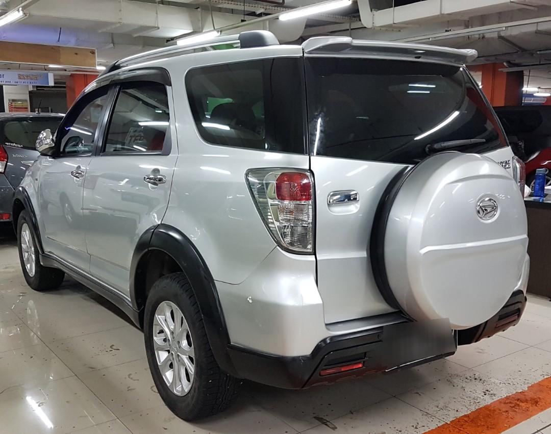Daihatsu Terios TX matic tahun 2013