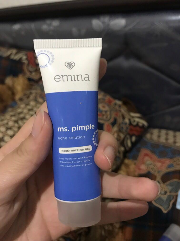 emina ms.pimple for acneproneskin (TAKE ALL) #maugopay