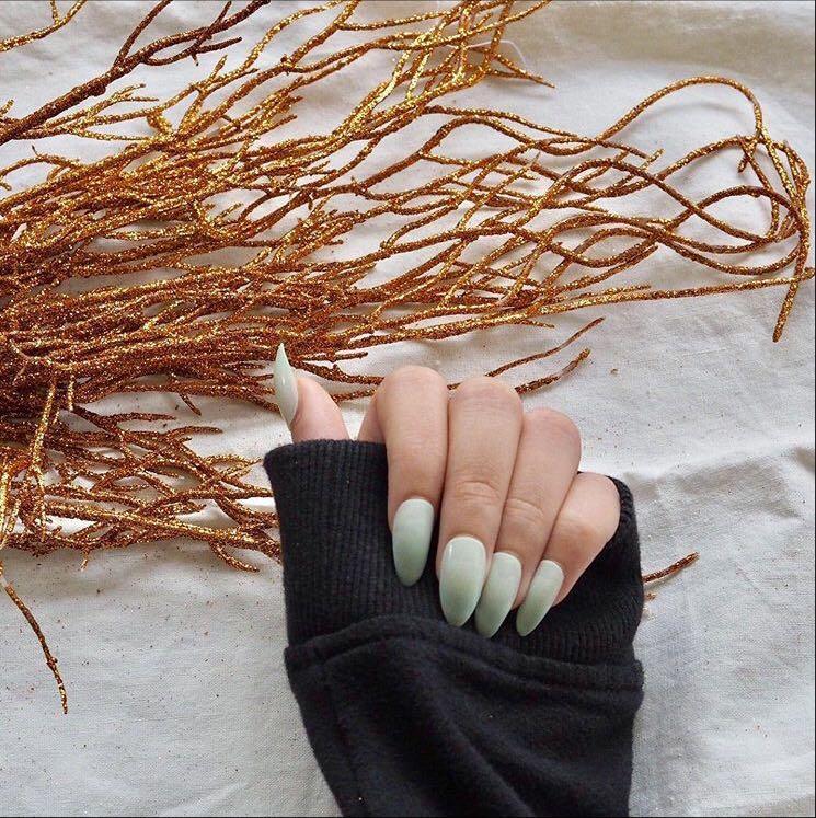 Fake Nails #MAUGOPAY