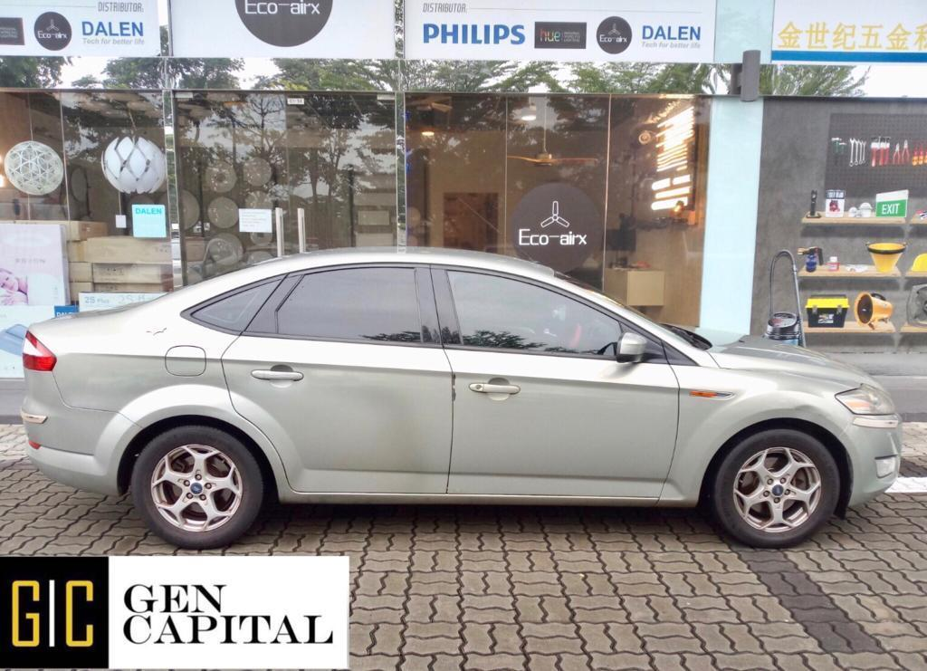 Ford Mondeo 2.3A Luxury Sedan & Extra Large Space • Grab Gojek Ryde Tada & Non PHV Car Rental Services