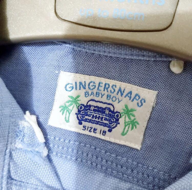 Gingersnaps Tiny 18