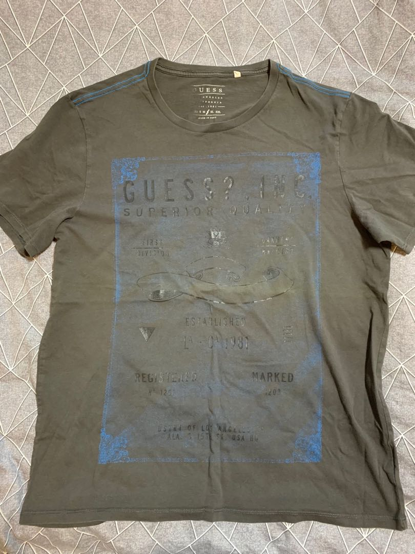 d61f7cfd67244 GUESS Vintage tshirt